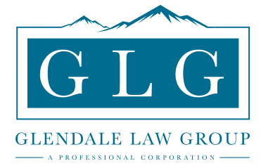 Glendale Law Group –  Full-Service Law Firm Sticky Logo